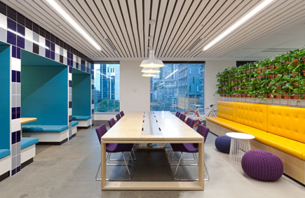 Sydney office fitout commercial interior design for Office design brief template