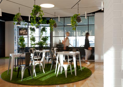 Young & Rubicam Group Sydney Office Fitout-3