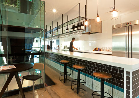 Young & Rubicam Group Sydney Office Fitout-4