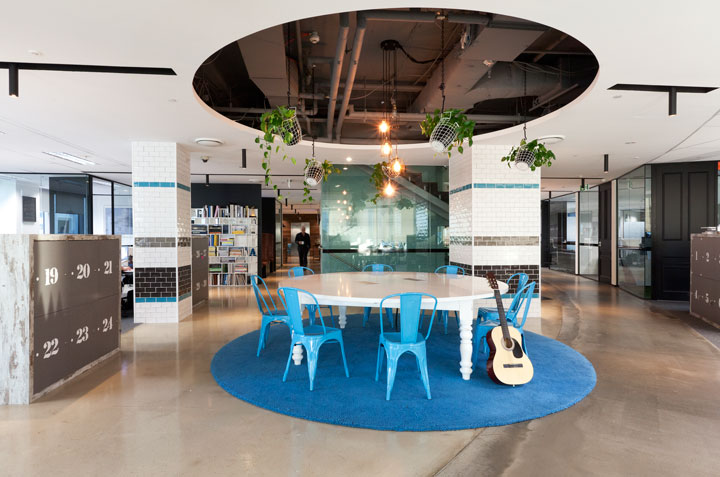 Young & Rubicam Group Sydney Office Fitout-7