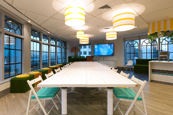 Young & Rubicam Group Sydney Office Fitout-8