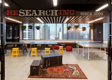 Lightspeed Research Sydney Office Fitout-1