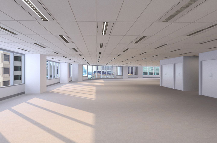 3D Renders Office Fitout-6