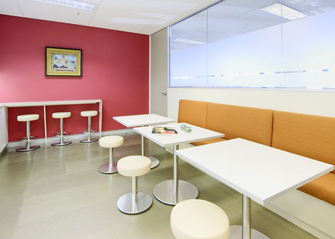 Sumitomo Mitsui Banking Corporation Office Fitout-6