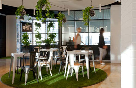 Young & Rubicam Fitout