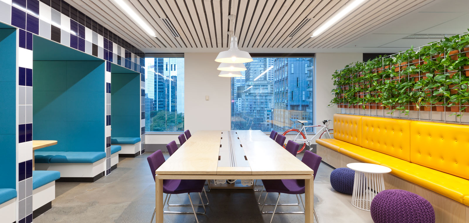 Commercial interior design firm sydney bespoke office for Corporate interior design